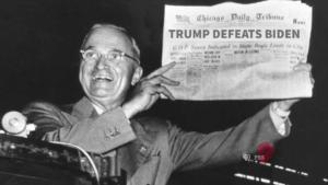 Trump Defeats Biden